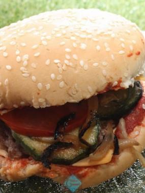 Hamburger boeuf